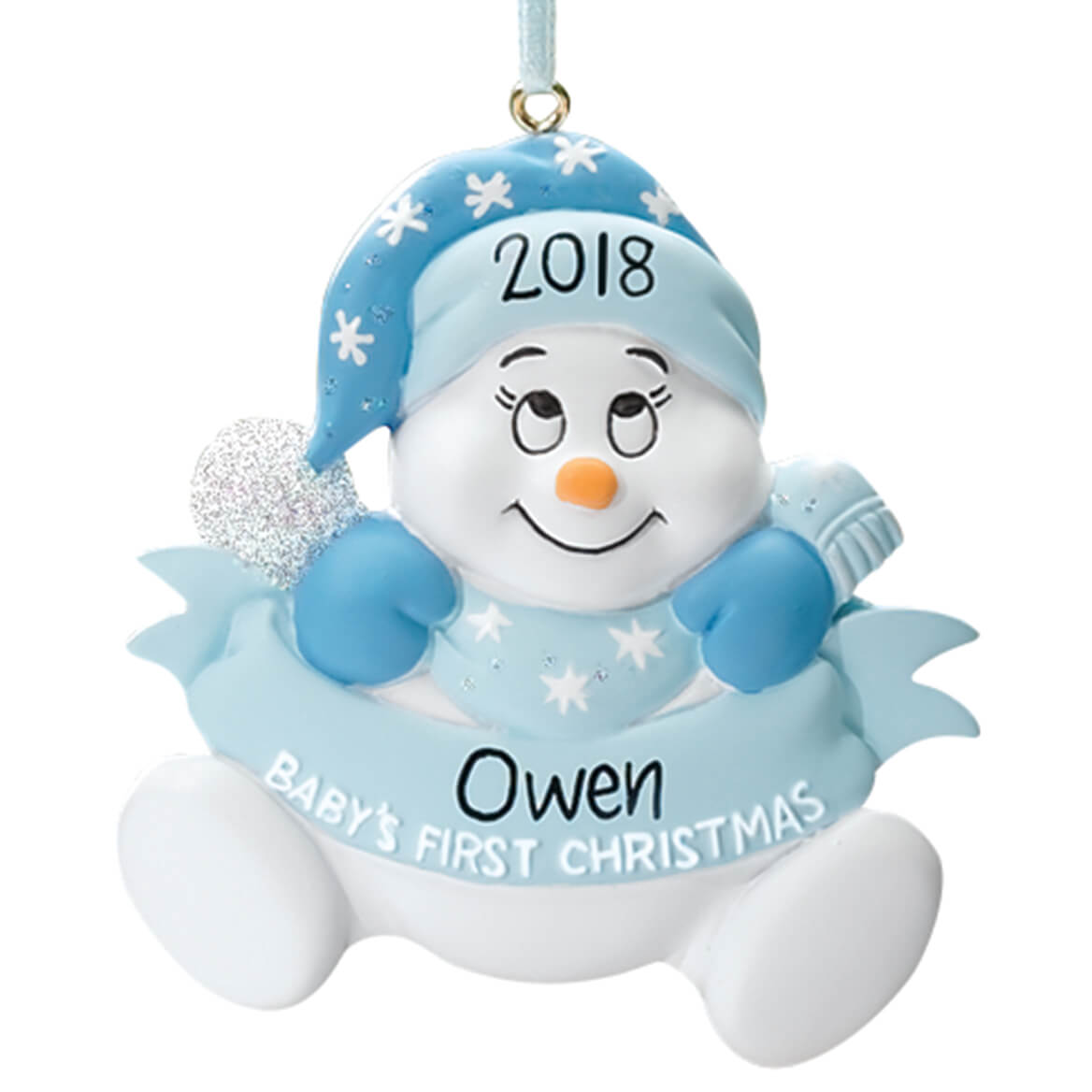 Snowbaby's First Christmas Ornament